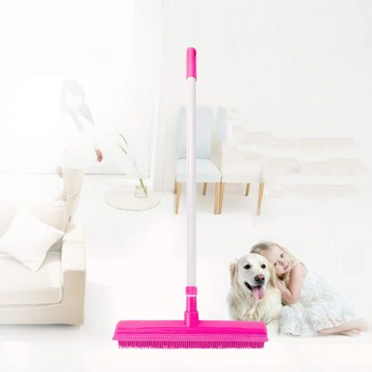 PolyZand Glammar Broom Pink