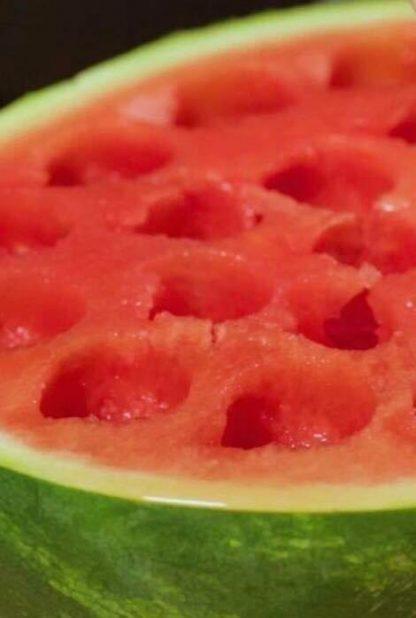 Polyzand Quad Peeler New Melon Baller